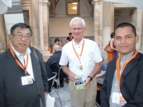 1st int. time perspective conference( 2012 september) with Dr.willy lens