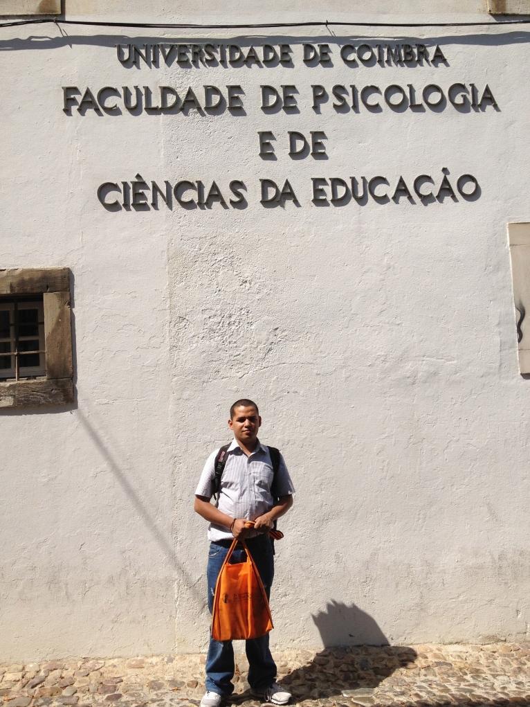 University of Coimbra.Psychology Department Portugal