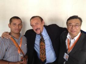 With world famous psychologist prof. dr. Zimbardo